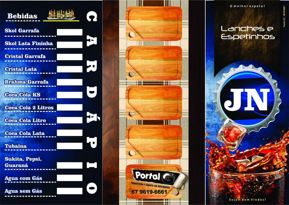 Cardápio JN 02